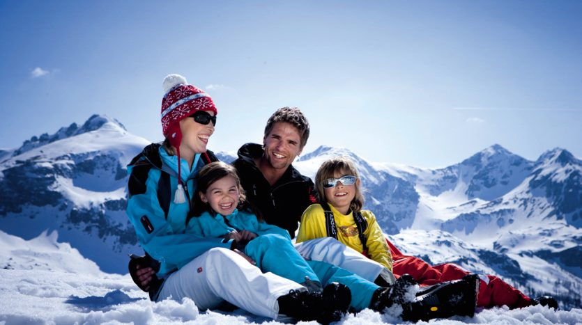 luxury family ski vacation rental homes