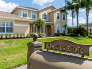 The Palm View Estate  Luxury Orlando Area Vacation Rental Home