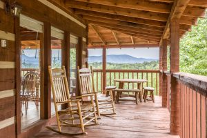 Big Bear Point – 2 Bedroom Cabin – Pigeon Forge Cabin Rentals