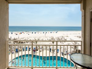 1 Bedroom/2 Bath Gulf Front