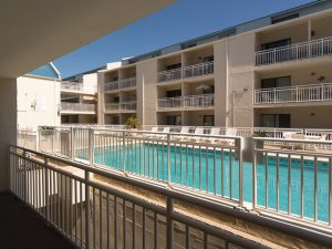 2BR/2BA Beach side   SUGAR BEACH CONDOMINIUMS