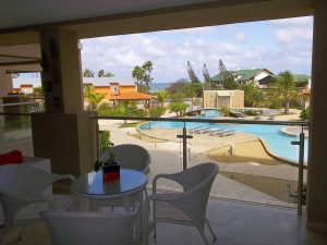 Oasis Beach View Two-bedroom condo – OS07-2 (1161)