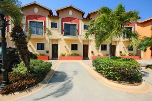 Tropical Birds Two-bedroom townhome – GC58 (1129)