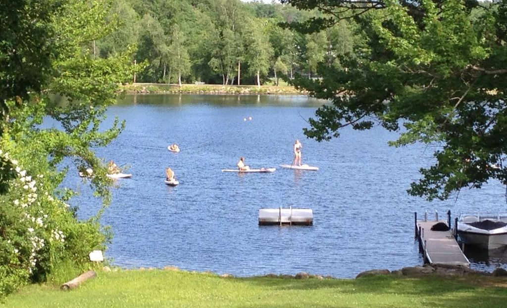 Wolfeboro Village Waterfront Cottage with paddle board (1)